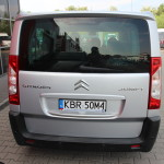 Citroen Jumpy 9 osobowy - Wypożyczalnia samochodów Brzesko